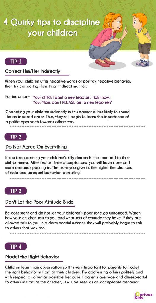 discipline your kids without punishment