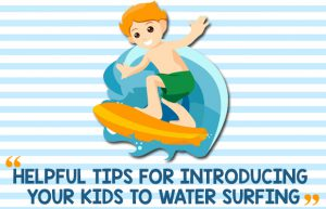 Surfing tips for kids