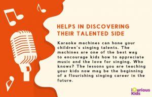 Benefits of Karaoke for kids