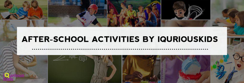 after-school activities for kids in Houston