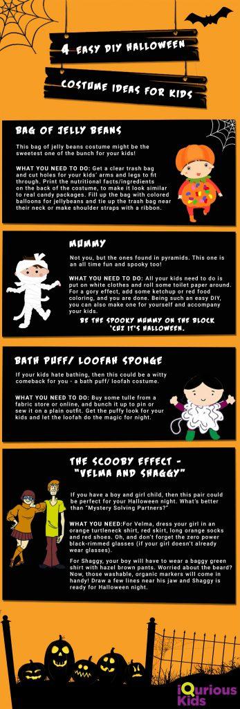 DIY Halloween costumes, DIY costumes for halloween