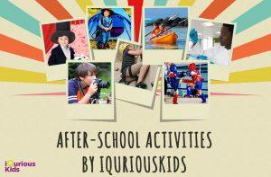 after-school activities