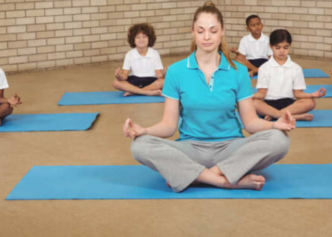 There are many kids activities in Houston TX that will help kids learn the tools of mindfulness. Check out local after-school yoga programs!